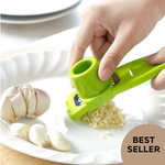 Load image into Gallery viewer, Garlic Press, Grinder and Grater