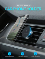 Load image into Gallery viewer, Round Magnetic Universal Phone Holder