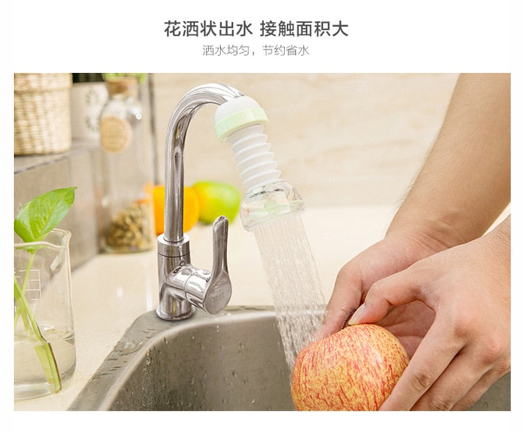 360º Adjustable Water Tap Extension