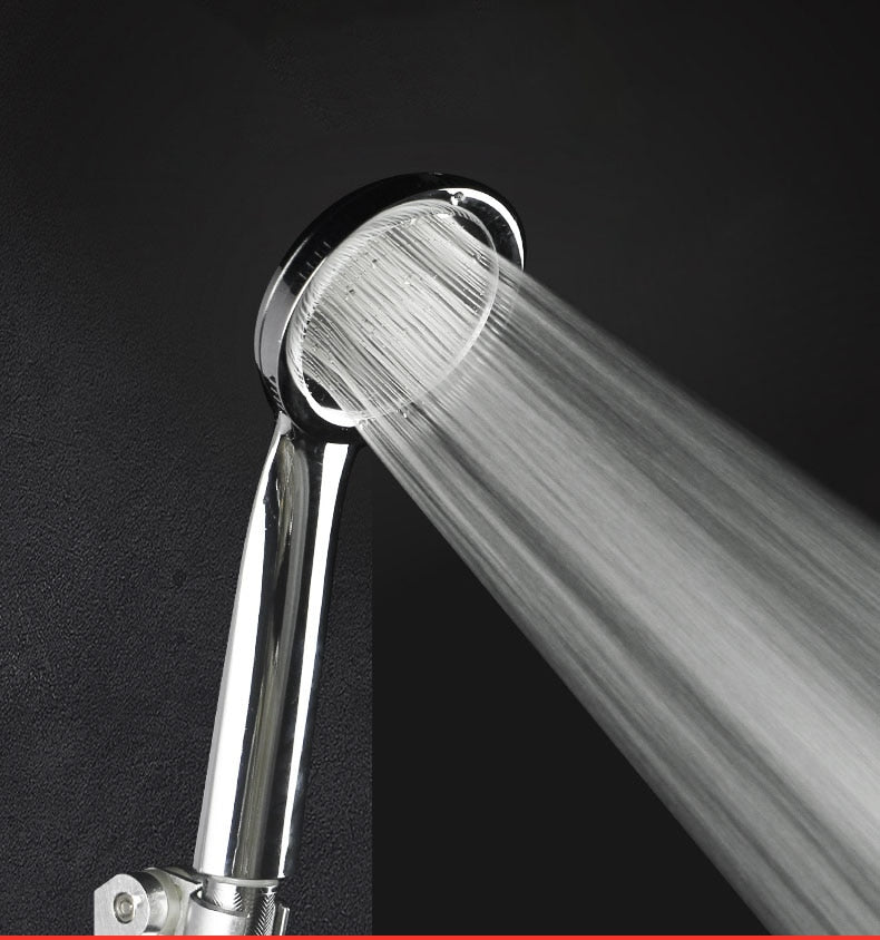Water Saving Pressurized Shower Head