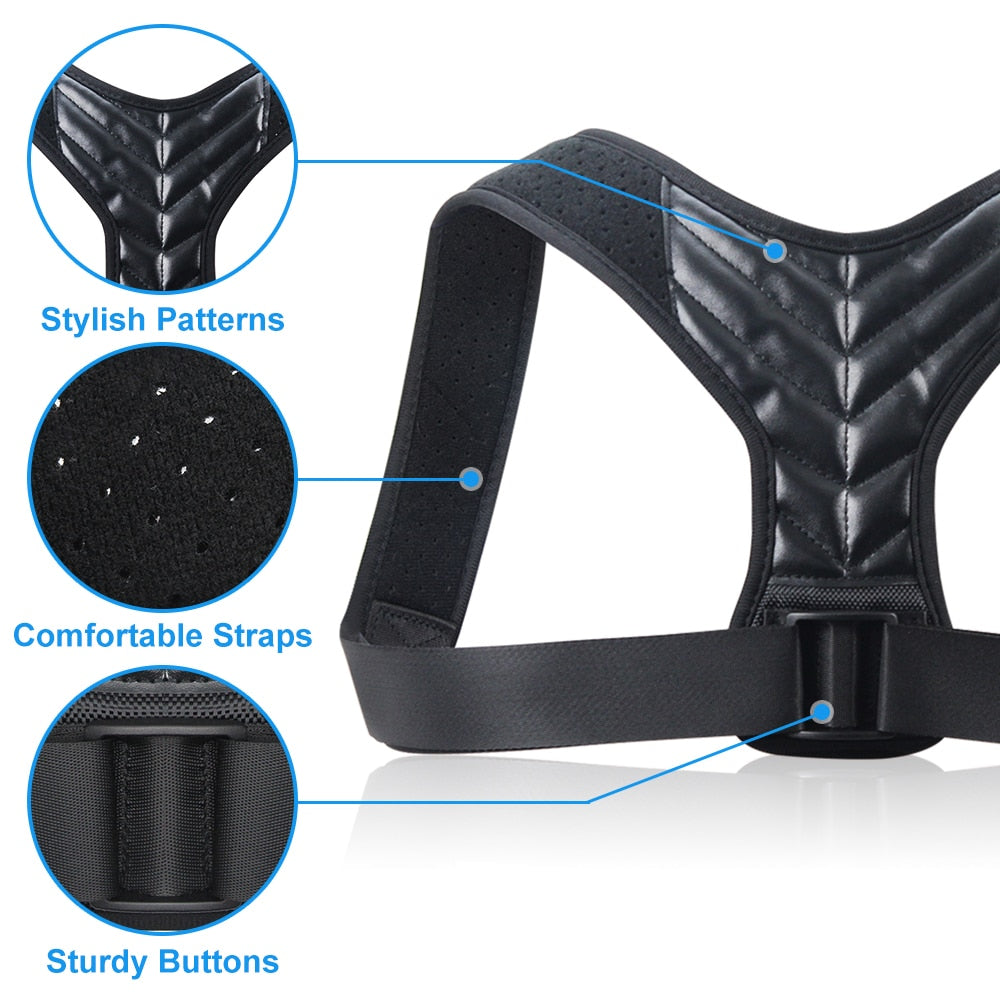 Posture Fixer Back Brace