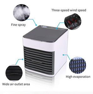 Mini Portable Air Cooler