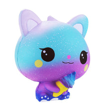 Load image into Gallery viewer, jumbo sheep alpaca squishy cute galaxy slow rising animal squishy squish wholesale exquisite kids gift
