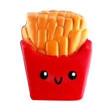 Load image into Gallery viewer, Jumbo Kawaii Popcorn Fries Panda Squishy Cake Deer Milk Squeeze Toys Slow Rising Cream Scented Antistress Child Kid Baby Toys