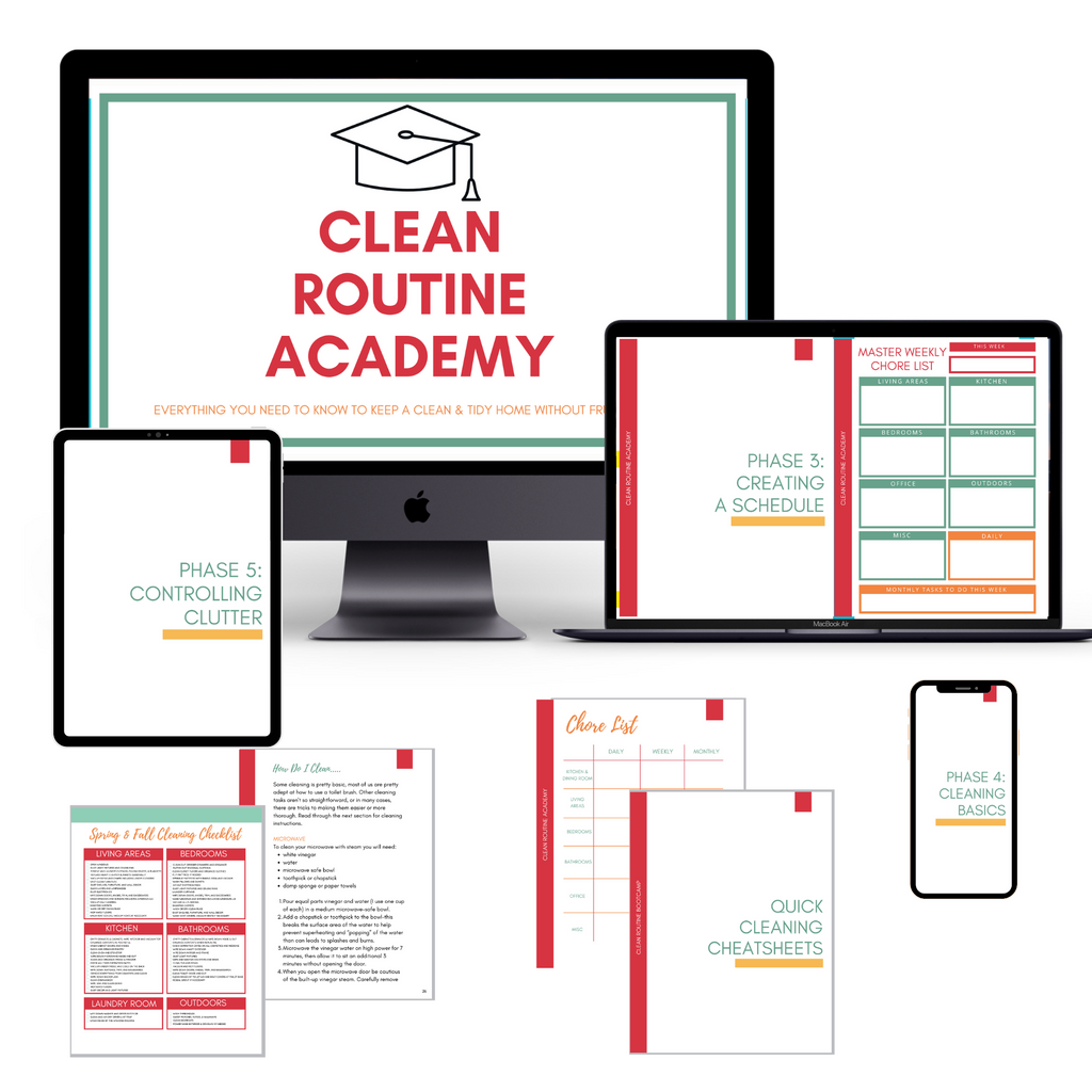 Clean Routine Academy