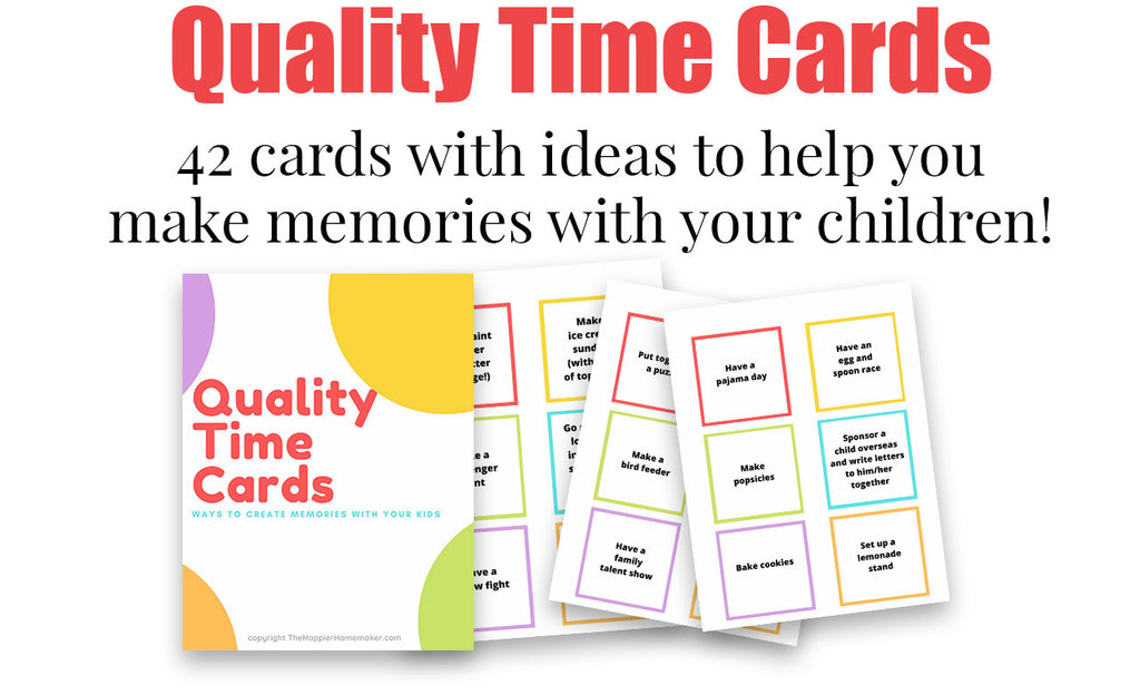Quality Time Cards