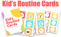 Kid's Routine Cards