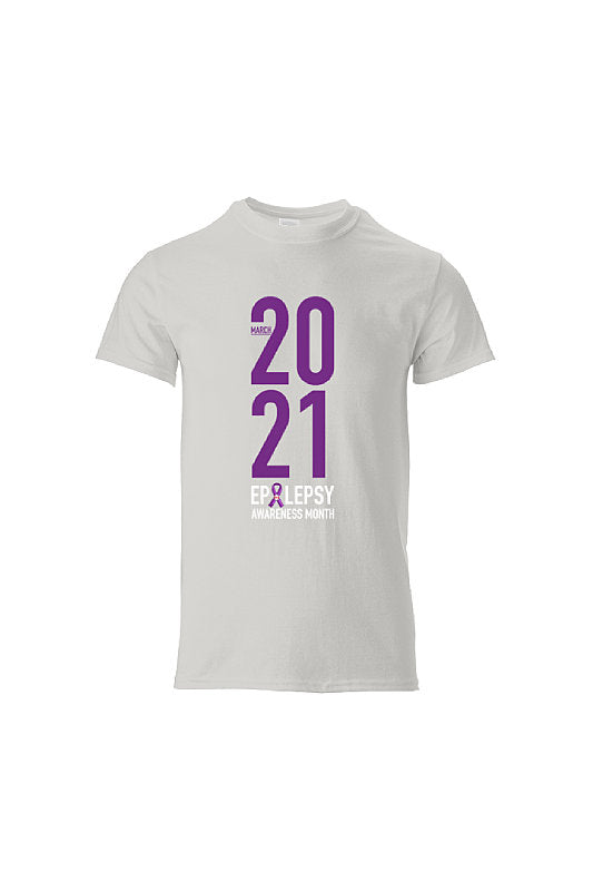 Epilepsy Awareness Month 2021 - Tall Yth