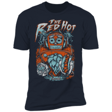 "Load image into Gallery viewer, Straight Cut ""HopBot"" T-Shirt"