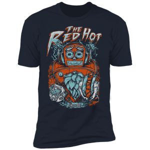 "Straight Cut ""HopBot"" T-Shirt"