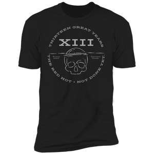 "Straight Cut ""XIII Anniversary"" T-Shirt"