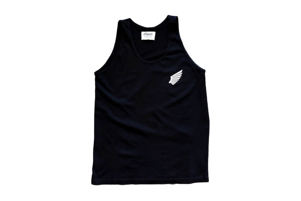 Flight Tank Top - Black