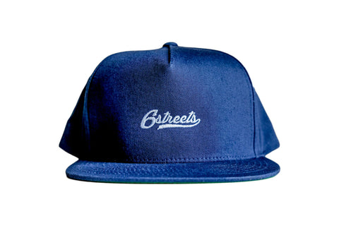 Flight Snapback - Navy