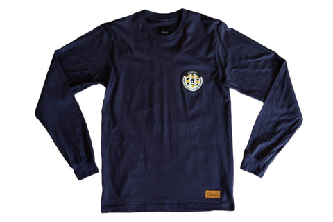 F.C Long Sleeve - Navy