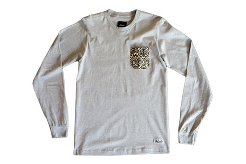Renaissance Long Sleeve Pocket Tee