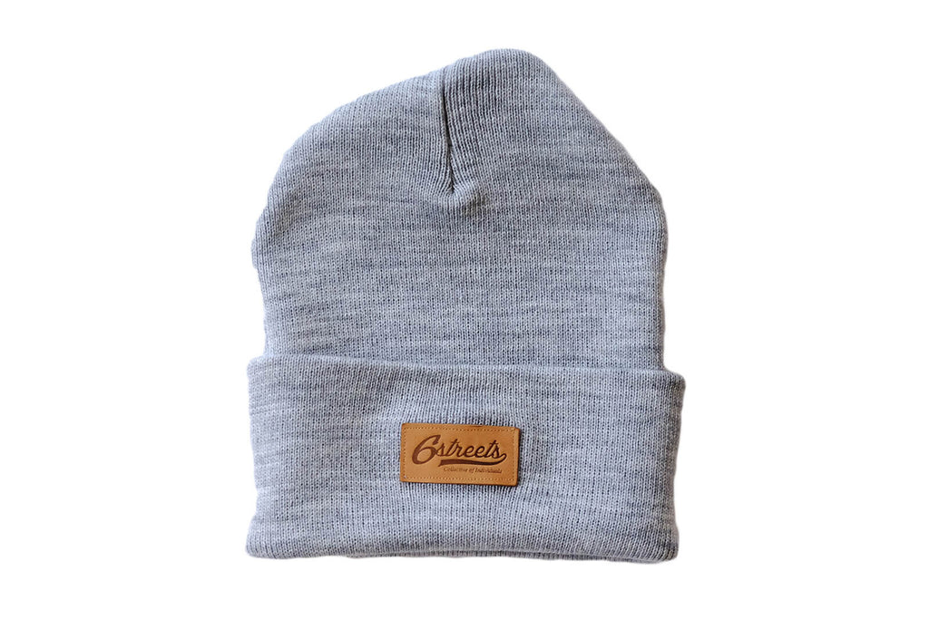 Heritage Toque - Light Grey