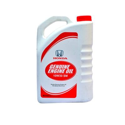 HONDA GENUINE, ENGINE OIL (SM TYPE) - 3.7L