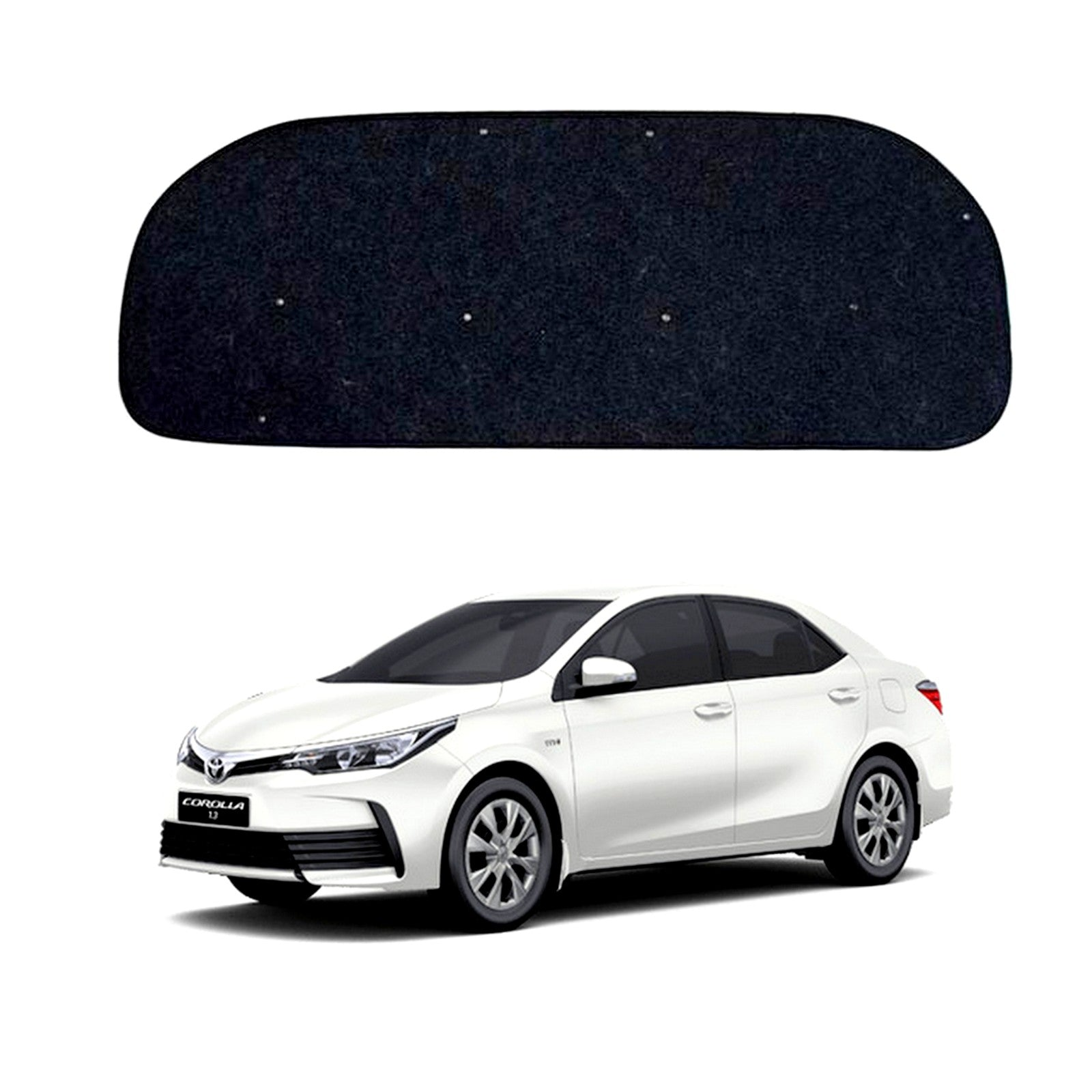 BONNET INSULATION | HOOD INSULATION PAD FOR TOYOTA COROLLA