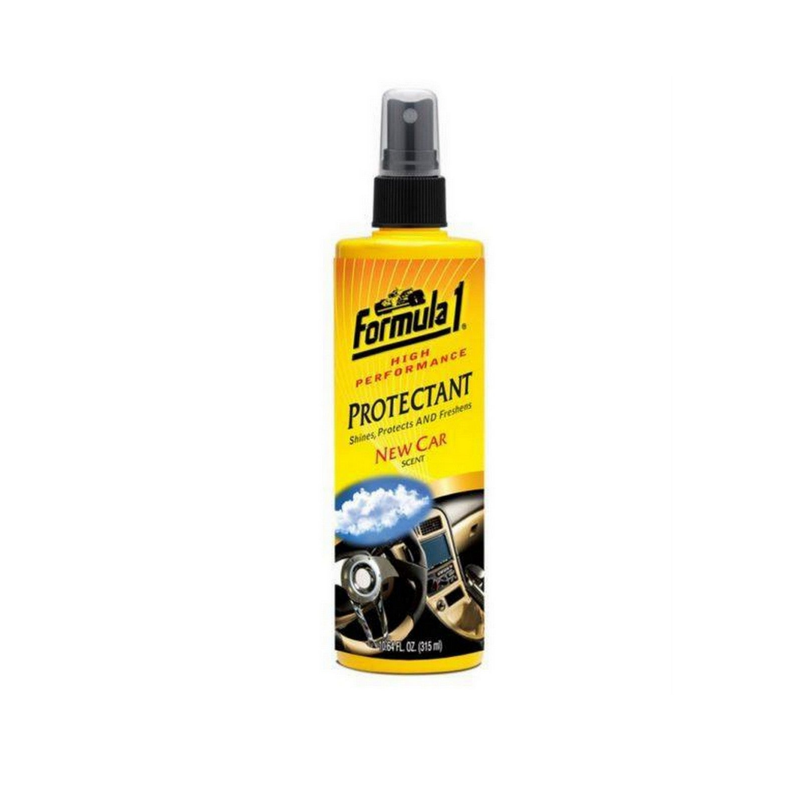 FORMULA1 - DASHBOARD & DOOR POLISH  | PROTECTANT