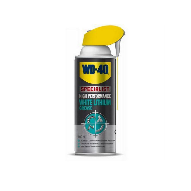 WD-40 WHITE LITHIUM GREASE (400 ml)