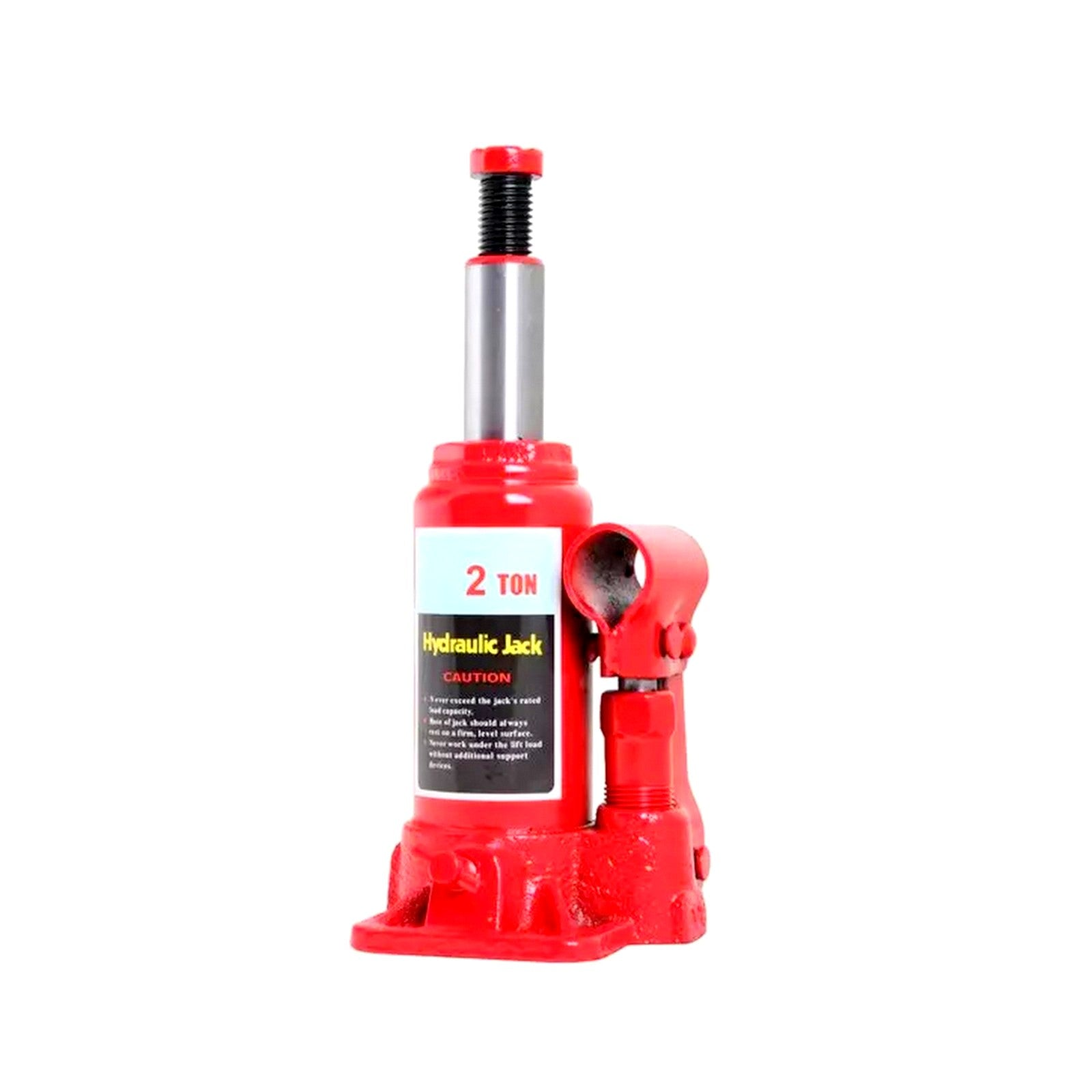 HYDRAULIC BOTTLE JACK (CAPACITY 2 TON)