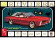 AMT 1965 Buick Riviera 1:25 Scale Model Kit