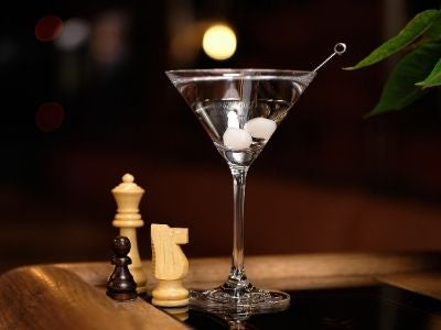 The Gibson Cocktail makes a comeback after appearing in The Queen's Gambit