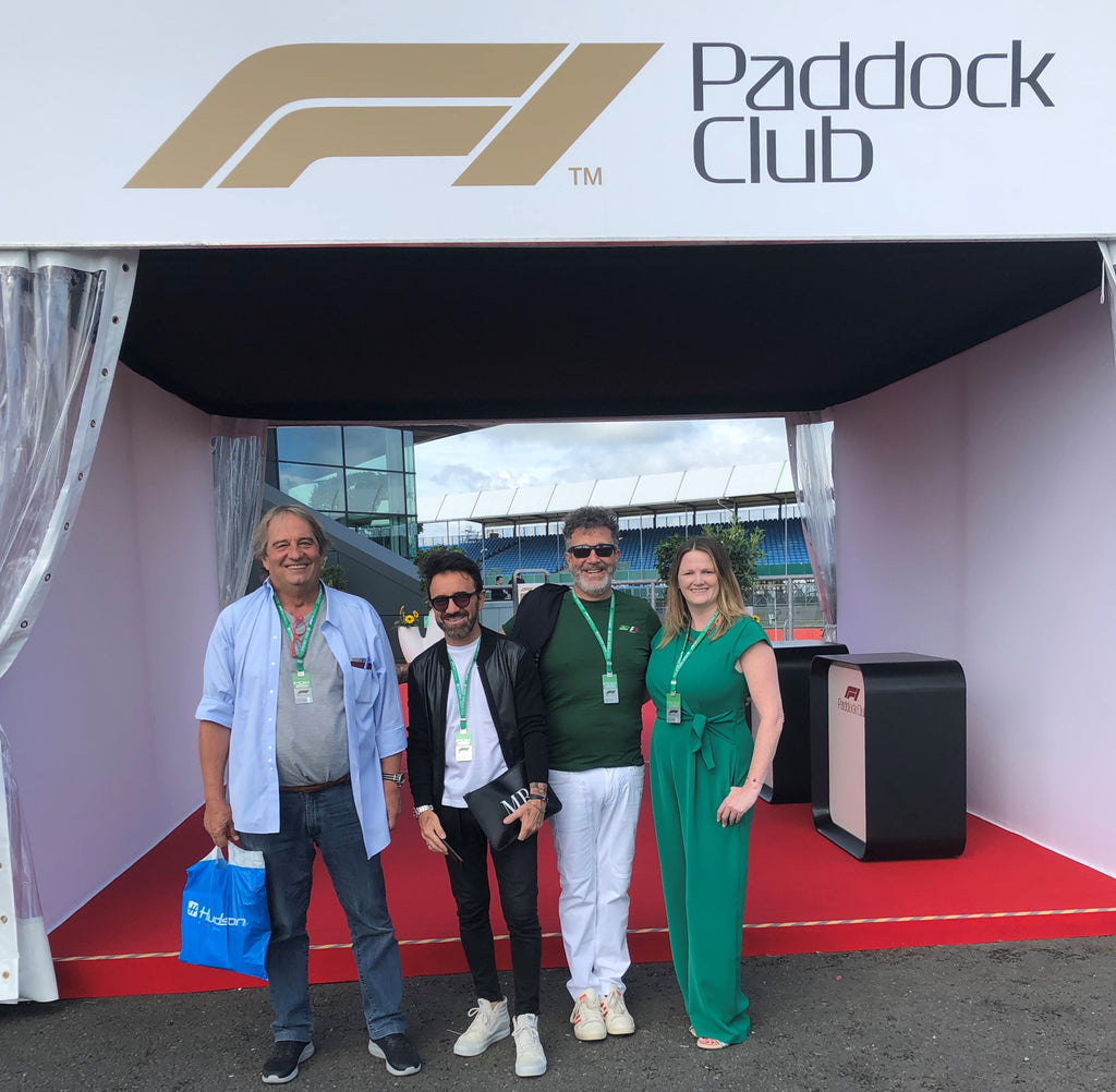 Caviar & Cocktails Launch at the British Grand Prix!