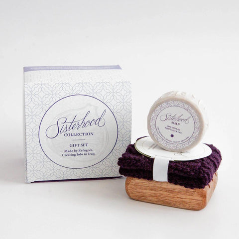 Sisterhood Soap, Fig & Date Gift Set