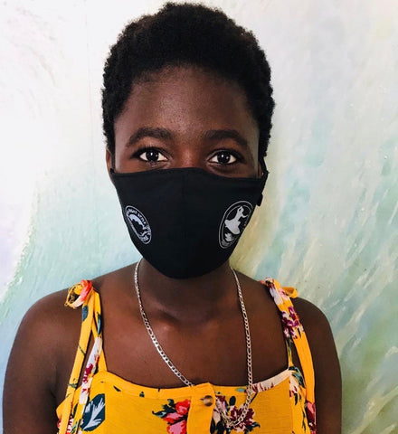 CHARITY FACE MASK: SURFERS NOT STREET CHILDREN SOUTH AFRICA