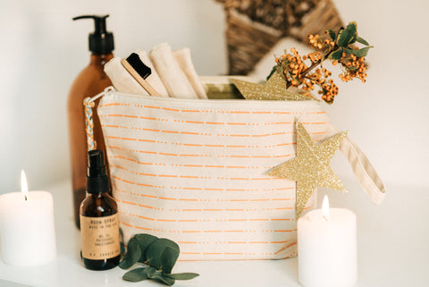 Canvas Handy Bag