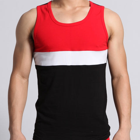 SEOBEAN NEW Mens cotton Debardeur Homme Hot gym vests Casual undershirt Sleeveless Tank Top Tee T-shirts mens workout clothing