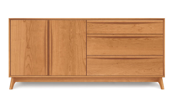 Catalina 3 Drawer, 2 Door Dresser