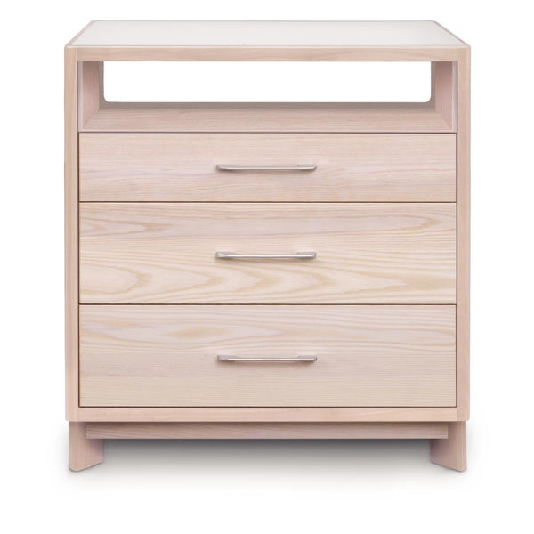 Contour 3 Drawer Chest with TV Organizer