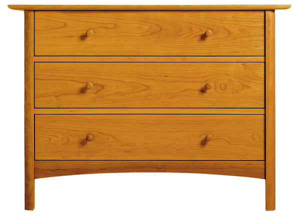 Heartwood & Burlington 3-Drawer Dresser