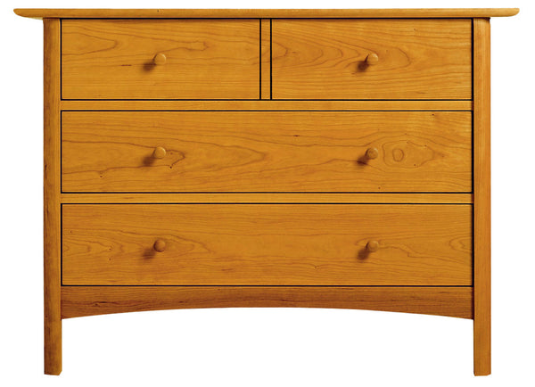 Heartwood & Burlington 4-Drawer Chest