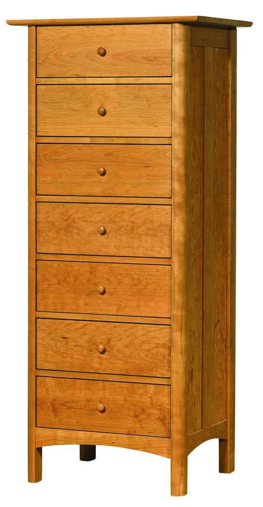 Heartwood & Burlington 7-Drawer Lingerie Chest