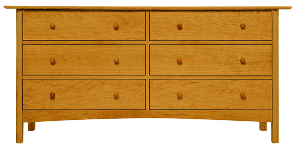 Heartwood & Burlington 6 Drawer Chest