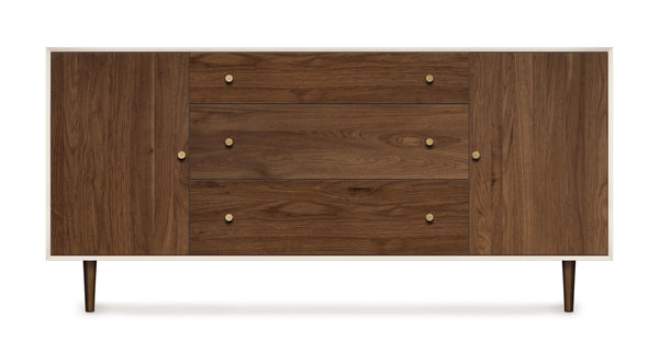 MiMo 1 Door 3 Drawers Dresser