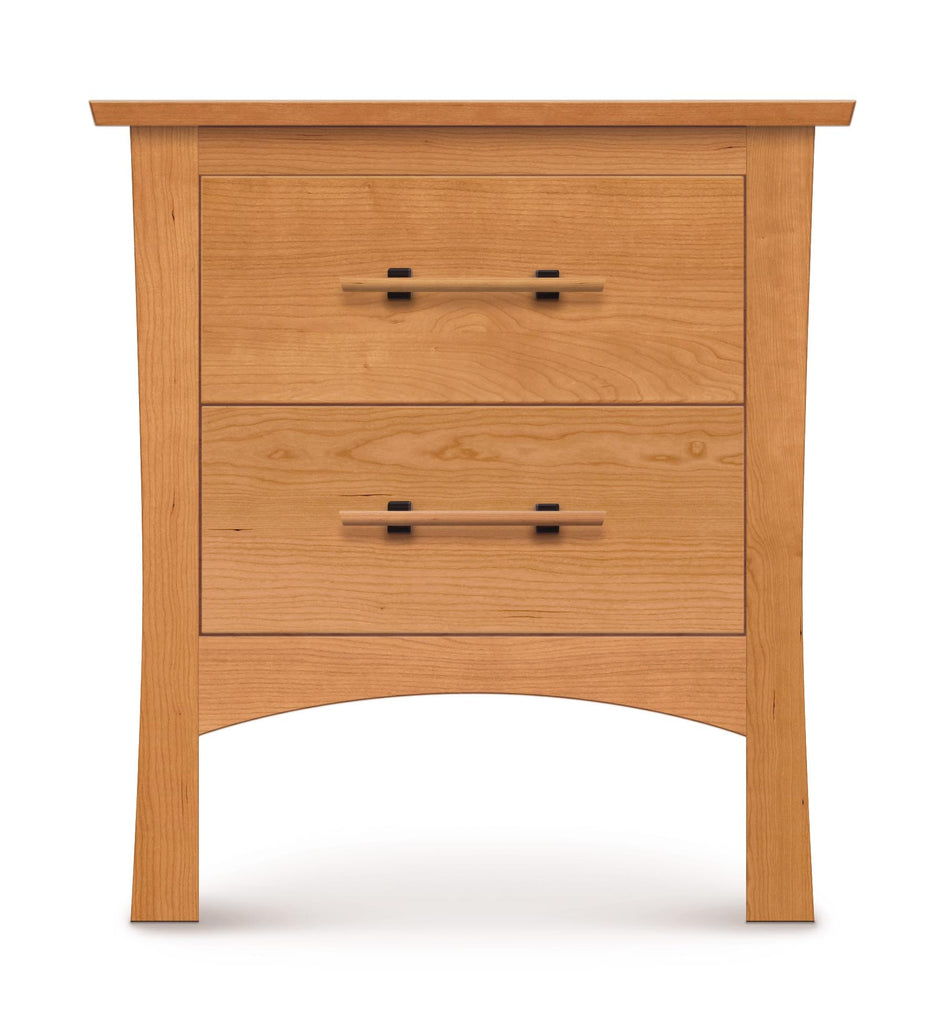 Monterey 2 Drawer Nightstand