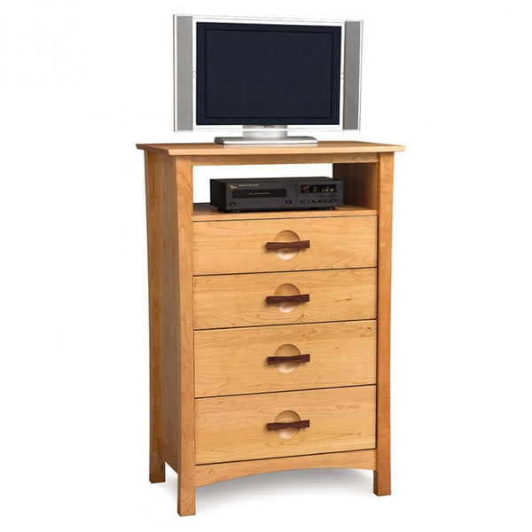 Berkeley 4 Drawer Chest with TV Organizer
