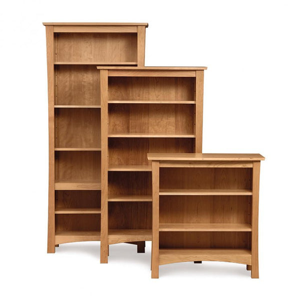 Berkeley Cherry Wood Bookcase