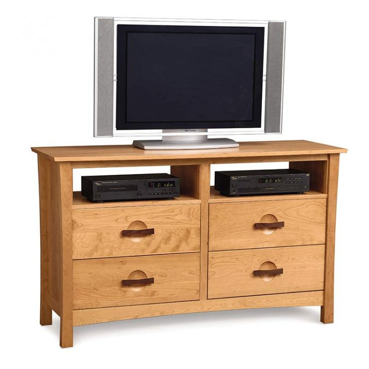 Berkeley 4 Drawer Dresser with TV Organizer