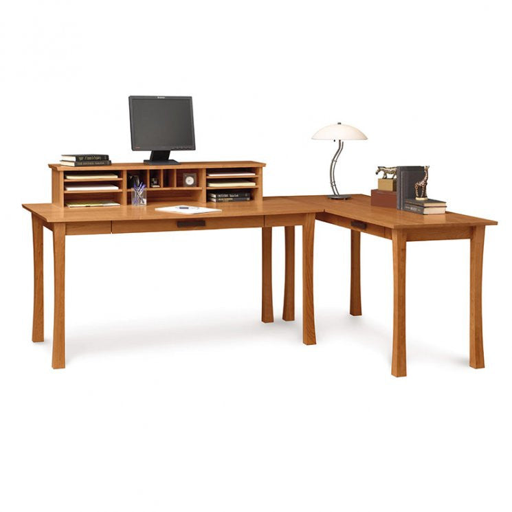 Berkeley Desk with Organizer & Return