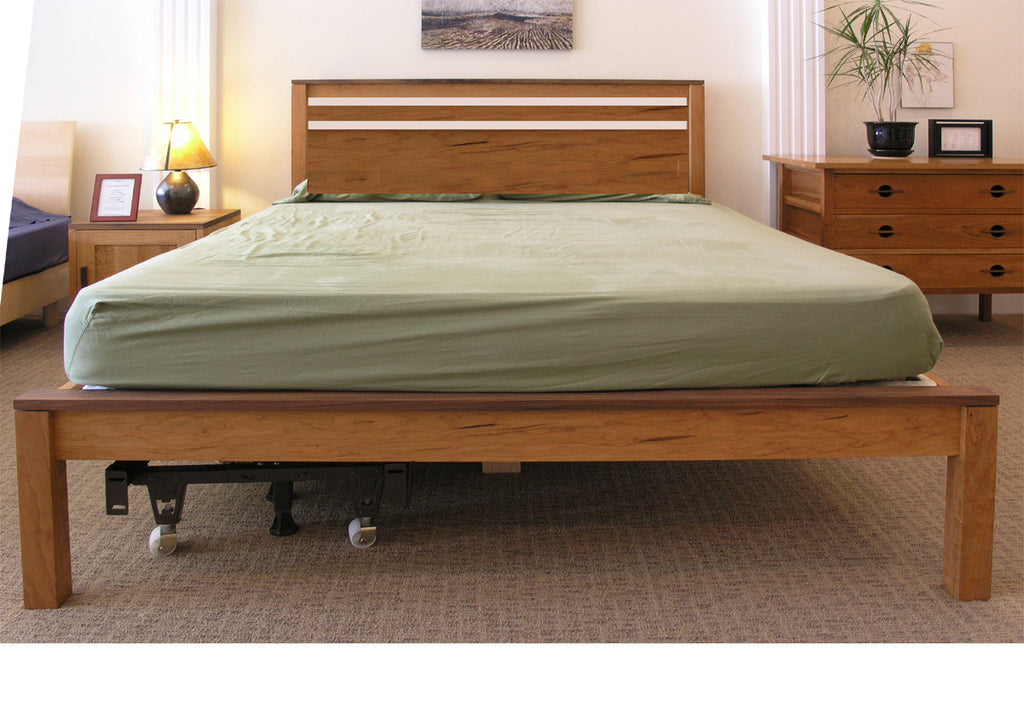 Skyline Panel Bed Frame