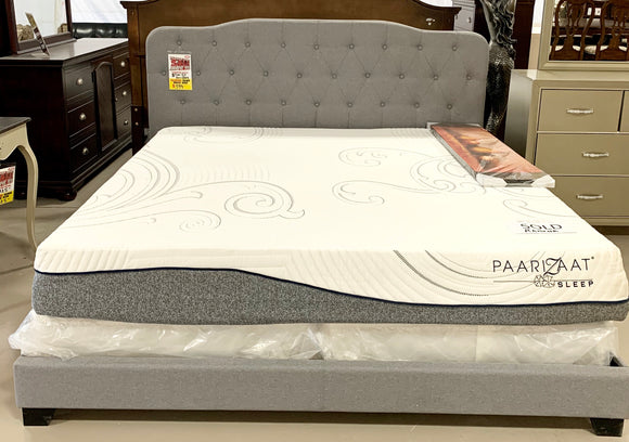 3 Piece King Size Bed