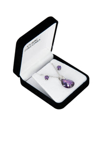 Cubic Zirconia Jewelry Set for Women (Set5)