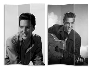 Elvis Design 3 Panel Room Divider