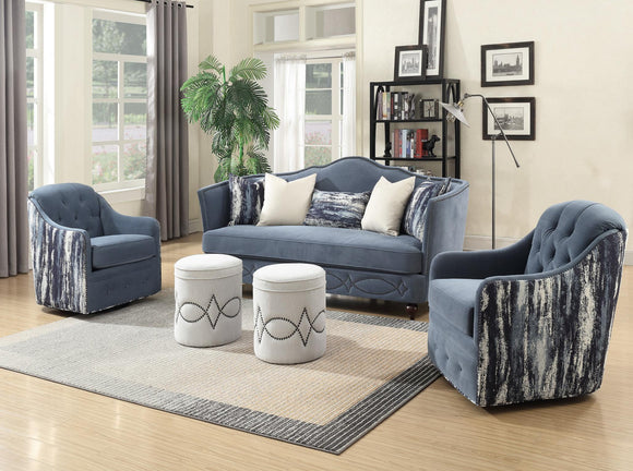 Modern Comfort Land Sofa Set