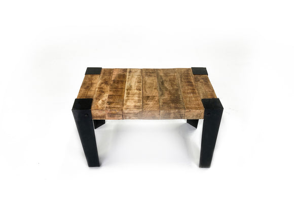 Ballucci End Table / Industrial Side Coffee Table